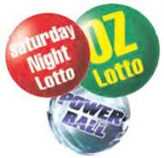 australian lottery games