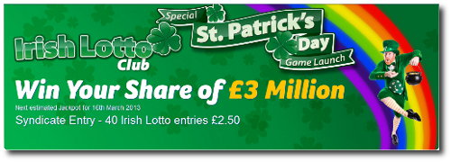 BFL Irish Lotto Syndicate