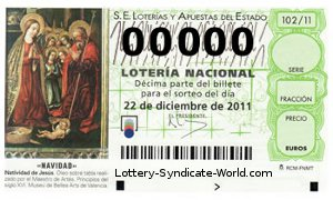 Spanish El Gordo Lottery