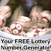 free lottery number generator