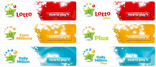 the Irish lottery games