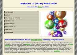 lottery pools win review