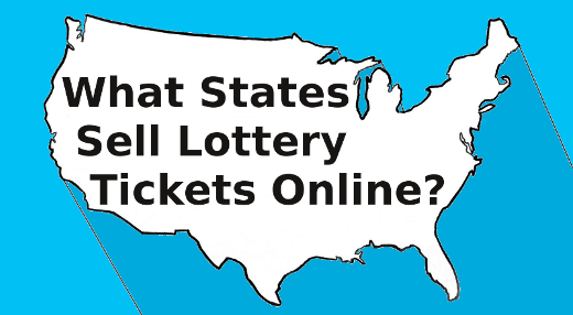 What States Sell Lottery Tickets Online?